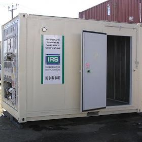 Shipping Container Kitchens Cool Rooms And Freezers